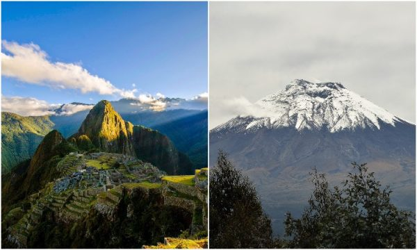 Peru e Equador