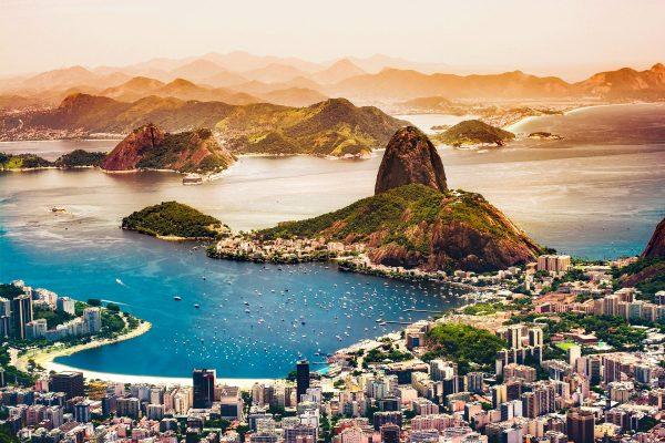 Rio de Janeiro, vista panorâmica