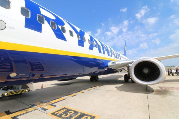 Ryanair, cabine