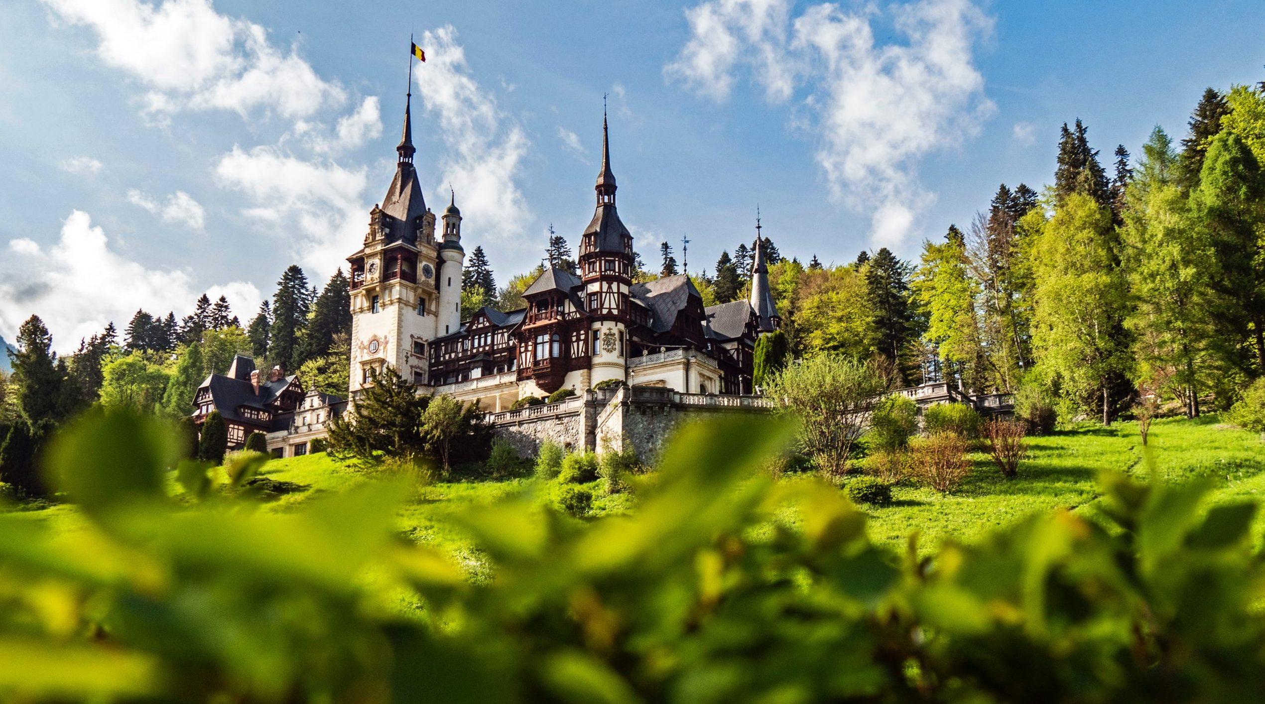 Castelo Peles, Roménia